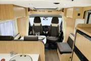 Pure Motorhomes Holland Family Standard Sunlight T67 or similar motorhome rental holland