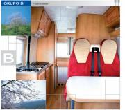Euromotorhome Rental Group - B cheap motorhome rental spain