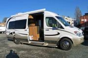 Era Van (Mercedes) rv rental - canada