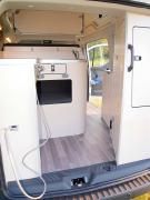 Flamenco Campers Juana cheap motorhome rental spain