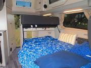 Flamenco Campers Juana motorhome rental spain