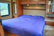 Road Bear RV 30-32 ft Class A Motorhome with slide out camper rental colorado
