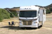Road Bear RV 30-32 ft Class A Motorhome with slide out rv rental usa