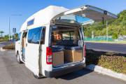 Camperman Australia AU Family 5 HiTop (All Inclusive Rate) $500 EXCESS motorhome rental brisbane