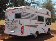 Flamenco Campers Macarena campervan rental spain