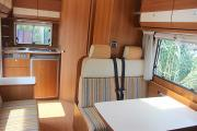 Flamenco Campers Macarena cheap motorhome rental spain