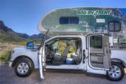 Cruise America (International) T17 - Truck Camper camper rental colorado