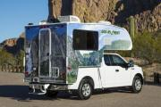 Cruise America (International) T17 - Truck Camper rv rental san francisco