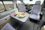 Flamenco Campers Merche cheap motorhome rental spain