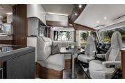 Rent Easy UK Exclusive First ML-I 580 or similar motorhome rental united kingdom