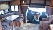 Big Sky RV Rental Canada MHC Class C 28' motorhome motorhome and rv travel