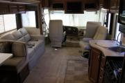 Expedition Motorhomes, Inc. 36ft Class A Four Winds Hurricane F With Bunks usa motorhome rentals