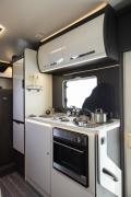 Just Go Motorhomes UK 6 Berth Pioneer motorhome rental uk