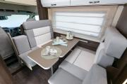 Just Go Motorhomes UK 6 Berth Pioneer motorhome rental united kingdom