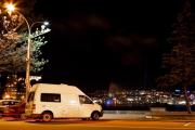 2 Berth Dart campervan hire - new zealand