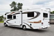 Expedition Motorhomes, Inc. 30ft Class C Thor Four Winds w/1 slide out motorhome rental usa