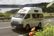 Apollo Motorhomes AU International Hitop Camper motorhome rental tasmania