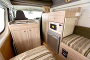 Apollo Motorhomes AU International Hitop Camper motorhome rental australia