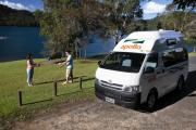 Apollo Motorhomes AU International Hitop Camper motorhome rental perth