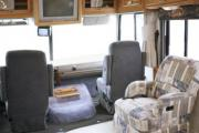 Compass Campers USA (International) EAS32 Class A Motorhome with Slide rv rental texas