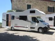 Petroni Rimor Katamarano 9 (KAT9) worldwide motorhome and rv travel