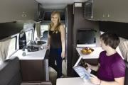 Apollo Motorhomes AU Euro Tourer 2 Berth australia discount campervan rental
