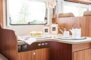 4 Berth Carodo campervan hire - new zealand