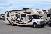 31ft Class C Thor Outlaw w/1 slide out usa motorhome rentals