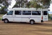 Energi Campers Tasmania 2 Berth Shower and Toilet australia discount campervan rental
