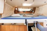 Pure Motorhomes New Zealand 4 Berth Carodo motorhome rental new zealand