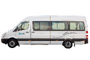 Maui Motorhomes NZ 2 Berth Ultima new zealand airport campervan hire