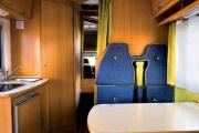 Euromotorhome Rental Group - E - Automatic motorhome rental spain