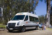 Apollo Motorhomes AU Domestic Euro Tourer 2 Berth campervan hire darwin