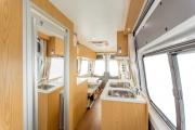 Apollo Motorhomes AU Domestic Euro Tourer 2 Berth campervan hire adelaide