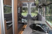 Apollo Motorhomes AU Domestic Euro Tourer 2 Berth campervan hire australia
