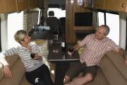 Apollo Motorhomes AU Domestic Euro Tourer 2 Berth motorhome rental australia