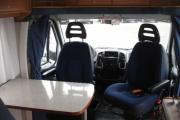 Camperline Class 0 - Sunviling Surf 700 motorhome rental portugal