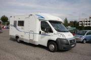 Camperline Class I - S 573 DS motorhome rental portugal