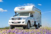 Adventure Camper campervan hire australia