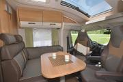 Pure Motorhomes Portugal Comfort Standard Sunlight T63 or similar motorhome rental portugal