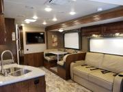 Expedition Motorhomes, Inc. 36ft Class A Coachmen Mirada w/2 slide outs motorhome rental usa