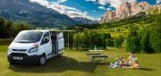Voyager 4 Berth rv rental uk