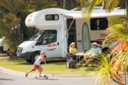 Apollo Motorhomes AU International Euro Star 4 Berth campervan rental cairns