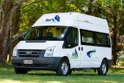 Tui Campers NZ Trail Seeker Delux campervan hire christchurch