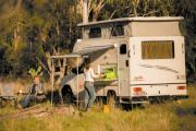 Adventure Camper campervan hire - australia