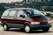 Group K - Toyota Previa or similar car hirenew zealand