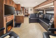 Expedition Motorhomes, Inc. 37ft Class A Coachmen Mirada Select w/2 Slide outs rv rental california