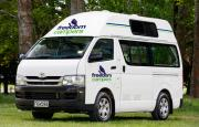 Hi Top 2/3 Berth Path Finder new zealand airport campervan hire