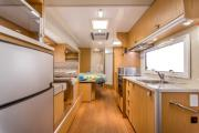 Apollo Motorhomes AU International Euro Slider 4 Berth motorhome hire brisbane