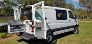 Britz Campervan Rentals Scout 4WD worldwide motorhome and rv travel